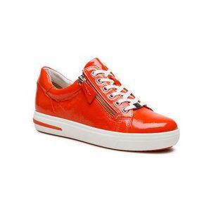 Caprice Sneakersy 9-23753-26 Oranžová vyobraziť