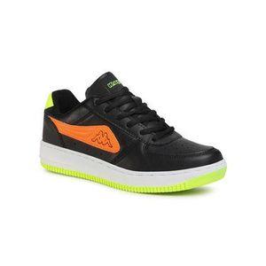 Kappa Sneakersy Bash Pc 242783PC Čierna vyobraziť