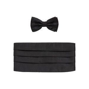 Boss Darčekový set Set Bow Tie+Cumm 50307920 Čierna vyobraziť