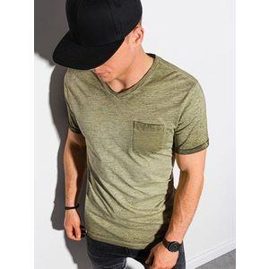 Ombre Clothing pánske tričko vyobraziť