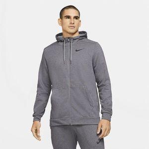 Nike Dri-FIT Men's Full-Zip Training Hoodie vyobraziť