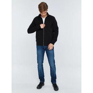 Big Star Man's Zip Sweatshirt 152539 -906 vyobraziť
