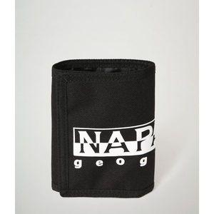 Napapijri Peněženka Happy Wallet 2 Black 041 vyobraziť