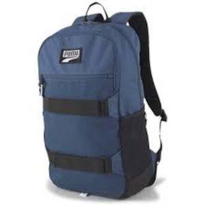 Puma Batoh Deck Backpack Dark Denim vyobraziť
