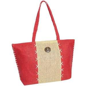 Semiline Woman's Beach Bag 1485-5 vyobraziť