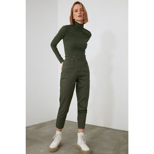 Dámske nohavice Trendyol High Waist vyobraziť