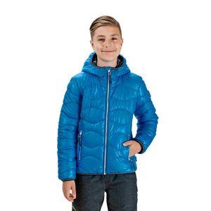 Modrá chlapčenská prešívaná bunda SAM 73 vyobraziť