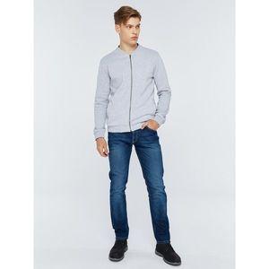 Big Star Man's Zip Sweatshirt 152521 -901 vyobraziť
