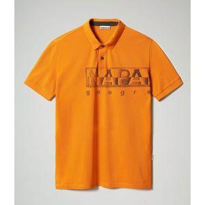 Napapijri Tričko Eallar Marmalade Or vyobraziť