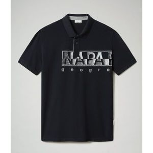 Napapijri Tričko Eallar Blu Marine vyobraziť