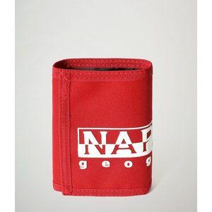 Napapijri Peněženka Happy Wallet 2 Old Red 094 vyobraziť