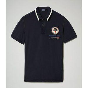 Napapijri Tričko Gandy 2 Blu Marine vyobraziť