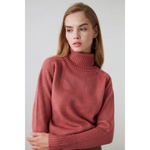 Dámsky rolák Trendyol Knitwear vyobraziť