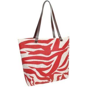 Semiline Woman's Beach Bag 1480-5 vyobraziť