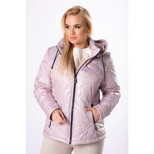 fitted hooded jacket vyobraziť