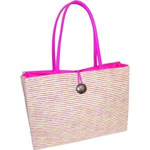 Semiline Woman's Beach Bag 1482-5 vyobraziť