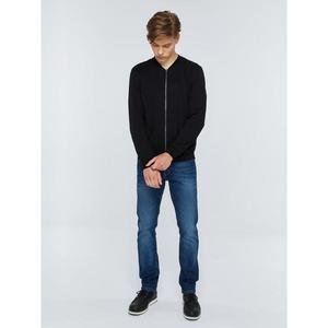 Big Star Man's Zip Sweatshirt 152521 -906 vyobraziť