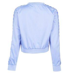 Kappa Ahmis Crop T Shirt vyobraziť