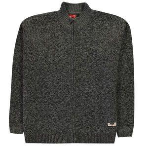 D555 Braxton Full Zip Fleece Top Mens vyobraziť