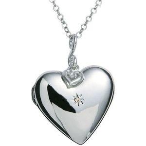 Hot Diamonds Náhrdelník Just Add Love Starry Heart DP132 (retiazka, prívesok) vyobraziť