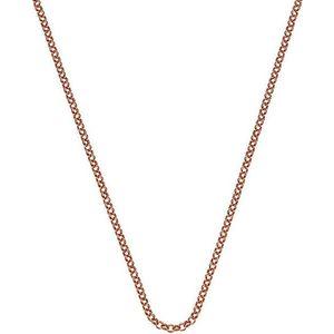Hot Diamonds Strieborná retiazka Emozioni Rose Gold Belcher 30 CH014 vyobraziť