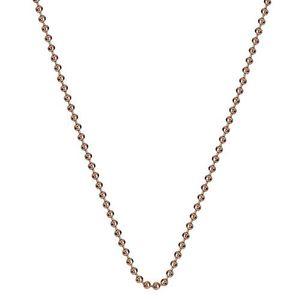 Hot Diamonds Strieborná retiazka Hot Diamonds Emozioni Bead Rose 61 CH052 vyobraziť