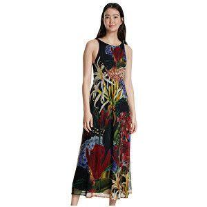 Desigual Dámske šaty Vest Alive Tutti Fruta 20SWVK84 9019 XS vyobraziť