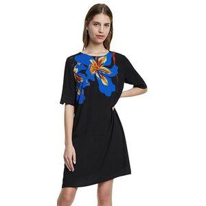 Desigual Dámske šaty Vest pistil Negro 20SWVW47 2000 36 vyobraziť