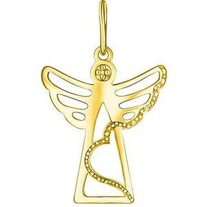 Brilio Zlatý prívesok Anjelik PA6161 vyobraziť