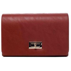 Michelle Moon Dámske listová kabelka HL3168 Red vyobraziť