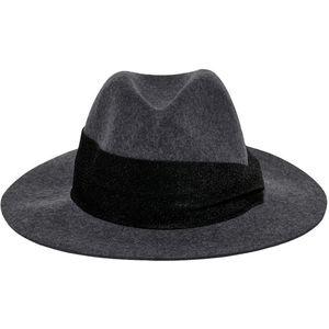 ONLY Dámsky klobúk ONLCOWBY CITY WOOL HAT 15213992 Dark Grey Melange SHINY RIBBON vyobraziť