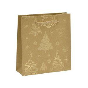 JK Box Vianočná darčeková taška KX-98 / AU vyobraziť