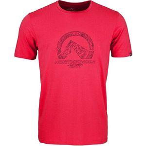 Northfinder Pánske tričko Brice Regular Fit TR-3537OR 360 Red M vyobraziť
