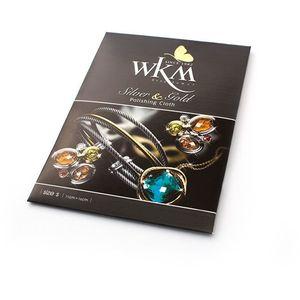 Beneto Čistiaca handrička na strieborné a zlaté šperky WKM POL S - 1 ks vyobraziť