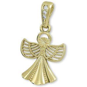 Brilio Zlatý prívesok Anjelik 249 001 00621 vyobraziť