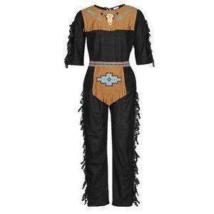 Kostýmy Fun Costumes COSTUME ADULTE INDIENNE SHE-WOLF vyobraziť