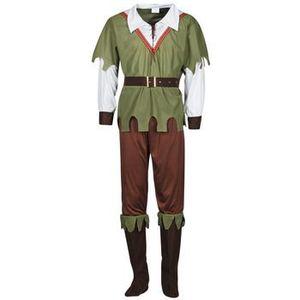 Kostýmy Fun Costumes COSTUME ADULTE FOREST HUNTER vyobraziť