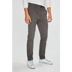 TOMMY HILFIGER Chino nohavice sivá vyobraziť