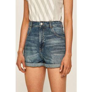 Tally Weijl - Rifľové krátke nohavice vyobraziť