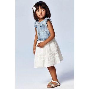 Mayoral - Dievčenské šaty vyobraziť