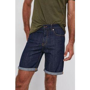 United Colors of Benetton - Rifľové krátke nohavice vyobraziť