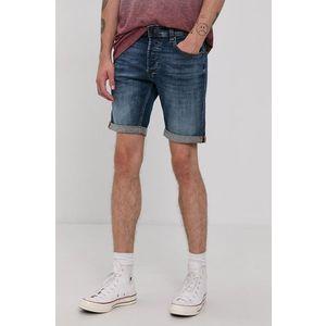 Jack & Jones - Rifľové krátke nohavice vyobraziť