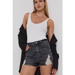 Miss Sixty - Rifľové krátke nohavice vyobraziť