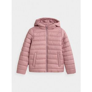 Dievčenská prešívaná bunda vyobraziť