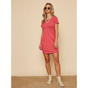 Ružové basic šaty ZOOT Baseline Brennda 2 vyobraziť