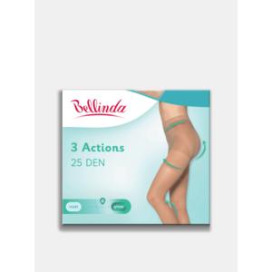 Černé zeštíhlující punčochové kalhoty Bellinda 3 Actions 22 DEN vyobraziť