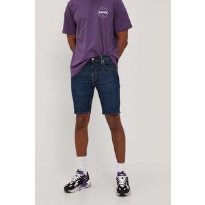Levi's - Rifľové krátke nohavice vyobraziť