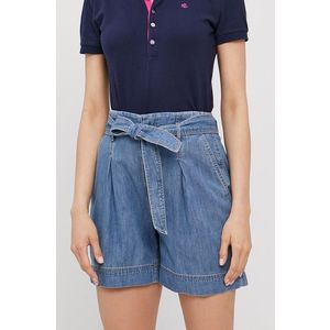 Lauren Ralph Lauren - Rifľové krátke nohavice vyobraziť