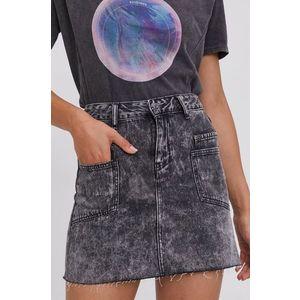 Answear Lab - Rifľová sukňa vyobraziť