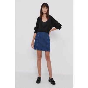Noisy May - Bavlnená rifľová sukňa vyobraziť